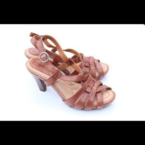 Born heeled sandals